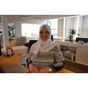 Kom som flykting och idag arbetar Jovmana med att hjälpa nyanlända kvinnor