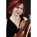Victoria Stjerna, violinist och 2017 års vinnare av Jan Wallanderpriset.