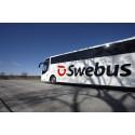 40 ekstrabusser bringer svenskene til 17.-maifeiringen i Oslo