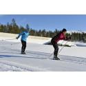 12 000 passager på Idre Fjälls längdskidstadion under sportloven