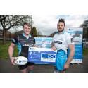 Glasgow Warriors stars score with superfast broadband