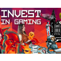 Dataspelsutveckling viktig marknad för Kronobergs investerare
