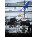 Premiär för exklusiv VIP-lounge på Pontus in the Air - American Express Lounge by Pontus