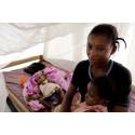 Kasai: Tusentals undernärda barn i våldets spår