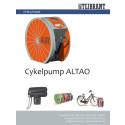 Produktblad Cykelpump ALTAO