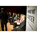 Twittrade highlights från debatterna under Världscancerdagen 2010