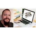 Morten om teknisk design på nettstudier: – Man lærer mye på kort tid