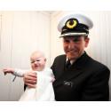 Dåpsbarnet oppkalt etter redningsskøyta