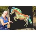 Indianhästen från Mosebacke Hästar