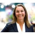 Jenny Pieplow Benestam checkar in som ny hotelldirektör på Quality Hotel View