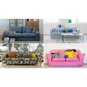 Höj din soffas IQ med Bemz fem bästa designtips