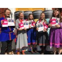 Parlör anpassad för ungdomar ska öka användningen av samiska på socialamedier