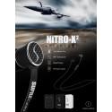 NITRO-X2 – En trådlös hörlur för extrema väderförhållanden