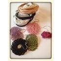 Nina Linder's virkade smycken nu i nätbutiken