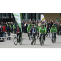 Sportson i Bryssel – Ellassisterad cykel på högsta EU-nivå
