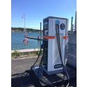 Destination Gotland erbjuder snabbladdning till elbilar