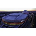 Succéinvigning för Tele2 Arena