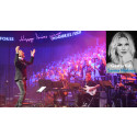 Konsert: Happy Voices + Sanna Nielsen