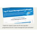 ManageEngine får topplacering i Capterras lista över programvaror för IT asset management