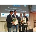 STINGs VD och grundare utsedd till Årets innovationsfrämjare