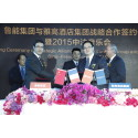 AccorHotels announces strategic partnership with Luneng Group