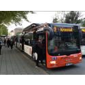 Snart kan du følge bussen minutt for minutt 80 steder i Bergen