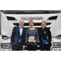 Susanne Buus, 39 år, Scania Danmarks økonomiafdeling
