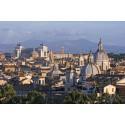 Påsken i Rom er en gigantisk byfest, og alle er inviteret