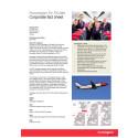 Corporate fact sheet 2016