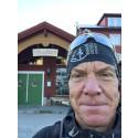 Mats Eriksson utanför Fjällgården i Ramundberget