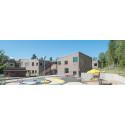 Årets stadsbyggnadsprojekt är  Brinkskolan i Täby