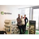 Inkubatorbolaget Innovative Health Sweden får rikstäckande genombrottsorder från Apoteket