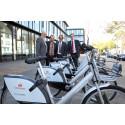 """Das Fahrradverleihsystem """"Santander nextbike"""" geht an den Start"""