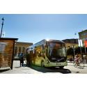 Europa lovar skynda på övergången till renare och tystare bussar