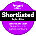 Berkshire‐based terptree is shortlisted for prestigious National Women in Business Award, sponsored by HSBC