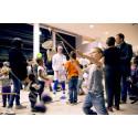 Kulturhuset Finspång fylls med cirkus