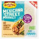 Nya Mexicana Street Market från Old El Paso™ bjuder på en spännande mexikansk smakupplevelse