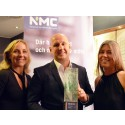 Christoffer Bergfors vinner priset Hållbart Ledarskap 2017