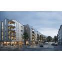 Skeppsviken Fastighets AB och KUB Arkitekter bygger kvarteret Diana