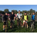 Medical company gets on its bike for charity