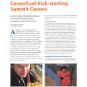 """CareerFuel: Kick-starting Summit Careers,"" Summit Life, May 2013"
