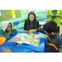 Escola Prof. Oswaldo de Oliveira recebe projeto apoiado pela Grace