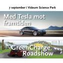 Tesla besöker Videum Science Park