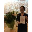 Sömnforskaren Christina Sandlund vill vässa vården för patienter med sömnbesvär