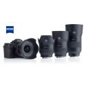 ZEISS Batis 135mm f/2.8 bildstabiliserat tele för Sony FE
