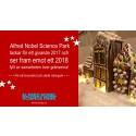 God Jul & Gott Nytt År önskar Alfred Nobel Science Park!