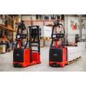 Linde Material Handling utökar utbudet av robottruckar