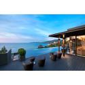 Mad og massage med udsigt på Hyatt Regency Phuket Resort