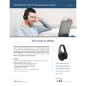 Produktblad VXI BlueParrot S450-XT