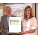 Ullerntunet første sykehjem som BREEAM-sertifiseres
